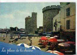 CP17701 - LA ROCHELLE - La Place De La Chaine - La Rochelle