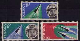 POLAND  Vostok 5 & 6 - Space