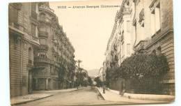 06* NICE   Av Georges Clemenceau - Nice