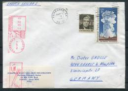 1973 USA Fairbanks Skylab Space Rocket Cover - Covers & Documents