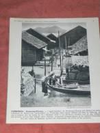 CAMBODGE   1950   KOMPONG CHNANG   FORMAT 24X21 CM - Lieux