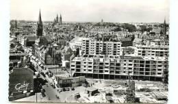 14* CAEN (CPSM) Vue D'ensemble - 1 - Caen