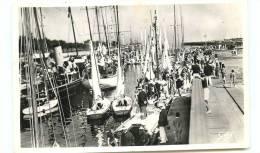 14* OUISTREHAM Yachts Dans Le Port - Ouistreham