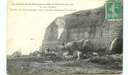 14* STE HONORINE S/MER Falaises - Le Mont Membret - Autres Communes