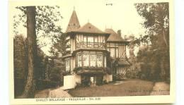 14* TROUVILLE Chalet Bellevue - Trouville