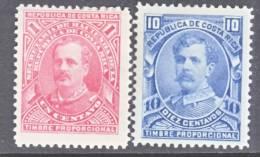 Costa Rica  Revenues  R 23, 26   * - Costa Rica