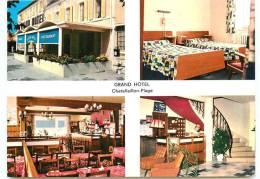 17* CHATELAILLON  PLAGE CPM(10x15cm)  Grand Hotel - Multivues - Châtelaillon-Plage