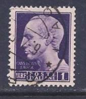 Italy, Scott # 447 Used Julius Ceasar, 1945 - 5. 1944-46 Lieutenance & Umberto II