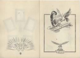 SERIE COMPLETA PRO INFANCIA  AVES  CONDOR  TIJERETA  CARPINTERO DE LA PATAGONIA  PERDIZ   PAJAROS BIRDS  OHL - Collections, Lots & Series