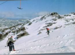 (899) Australia - NSW - Jindabyne Snowy Mountain - Ski - Australia