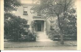 états Unis Home Of Ellen Glasgow Richmond Virginia - Richmond