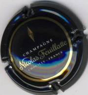 Plaque De Muselet Champagne Nicolas FEUILLATTE* - Capsules & Plaques De Muselet