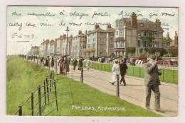 THE LEAS,  FOLKESTONE - Folkestone
