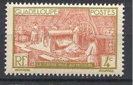 GUADELOUPE  N� 101  NEUF** LUXE