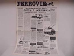 FERROVIE  FLASH /  N°2 - Trains électriques