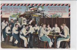Putzen Und Flicken ... 1911 Aus Wreschen (Wrzesnia) - War 1914-18
