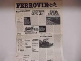 FERROVIE  FLASH /  N°4 - Trains électriques