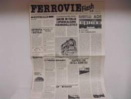 FERROVIE  FLASH /  N°5 - Trains électriques