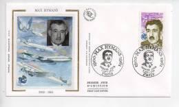 Ref T : Enveloppe Premier 1er Jour FDC First Day Cover :  Air France Max Hymans Paris - Non Classificati
