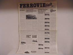 FERROVIE  FLASH /  N°8 - Model Railways