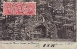 Environs De Mons.Souvenir De Maisières - Mons