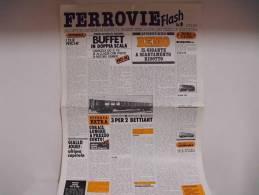 FERROVIE  FLASH /  N°9 - Trains électriques