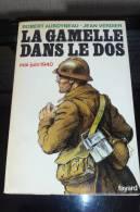 La Gamelle Dans Le Dos, Mai-juin 1940 , Ecrit Par Robert Auboyneau- Jean Verdier - Histoire