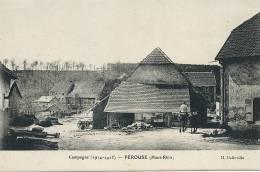 Perouse  Guerre 14  Edit  Belleville - Sonstige Gemeinden