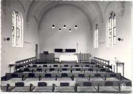 DIEPENBEEK-ROOIERHEIDE-PASTORAAL CENTRUM-GEBEDSRUIMTE-VERZONDEN KAART 1968-UITG. DRUKKERIJ VAN REETH-DIEPENBEEK - Diepenbeek