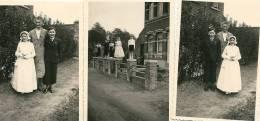 BOECHOUT Molenweg Retour De La Commuiniante 1939 - Boechout