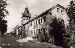 WIEN XIX, Konfraternität, Gelaufen Von Wien Nach Hohenau - Non Classificati