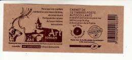 """Carnet Marianne De Beaujard -  """"art Roman"""" (12 Timbres) - Carnets"""