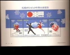 SAPPORO WINTER OLIMPIC GAME 1972 - Inverno1972: Sapporo