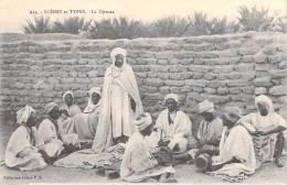 Afrique -Algérie-Scènes & Types- La Djemaa (conseil Restreint Assemblée) (Ed: Collection Idéale P-S  N° 623) *PRIX FIXE - Algérie