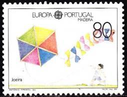 PORTUGAL -1989,  Europa CEPT - Madeira.  80.  ** MNH  Afinsa  Nº 1887 - 1910-... República
