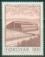 Färöer  1978  Nationalbibliothek  (1 ** (MNH))  Mi: 40 (0,60 EUR) - Féroé (Iles)