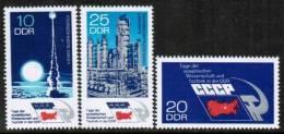 GERMAN DEMOCRATIC REPUBLIC    Scott #  1494-6**  VF  MINT NH - [6] Democratic Republic