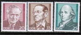 GERMAN DEMOCRATIC REPUBLIC    Scott #  1541-5**  VF  MINT NH - [6] Democratic Republic
