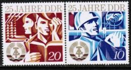 GERMAN DEMOCRATIC REPUBLIC    Scott #  1549-52**  VF  MINT NH - [6] Democratic Republic