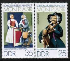 GERMAN DEMOCRATIC REPUBLIC    Scott #  1576-81**  VF  MINT NH - [6] Democratic Republic