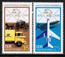 GERMAN DEMOCRATIC REPUBLIC    Scott #  1585-8**  VF  MINT NH - [6] Democratic Republic