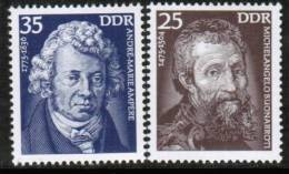 GERMAN DEMOCRATIC REPUBLIC    Scott #  1625-9**  VF  MINT NH - [6] Democratic Republic