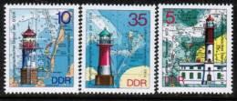 GERMAN DEMOCRATIC REPUBLIC    Scott #  1645-9**  VF  MINT NH - [6] Democratic Republic
