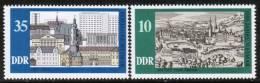 GERMAN DEMOCRATIC REPUBLIC    Scott #  1686-8**  VF  MINT NH - [6] Democratic Republic