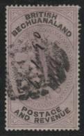 BECHUANALAND 1887 - Yvert #22 - VFU - Bechuanaland (...-1966)