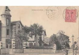93 AULNAY Sous BOIS  Pce Dumont Belle Propriété Fillettes Bec De Gaz En 1905 - Aulnay Sous Bois