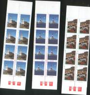 Norvegia Norway Norvege 1997 Booklet Carnets Tourism - Libretti Turistica Complete Set ** MNH - Nuovi