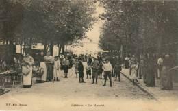95 Sannois. Le Marché - Sannois