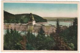La Gileppe, Le Barrage Et Le Lac (pk9878) - Gileppe (Stuwdam)