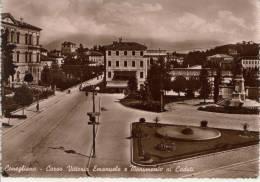 Conegliano Corso Vittorio Emanuele E Monumento Ai Caduti 1948 - Treviso